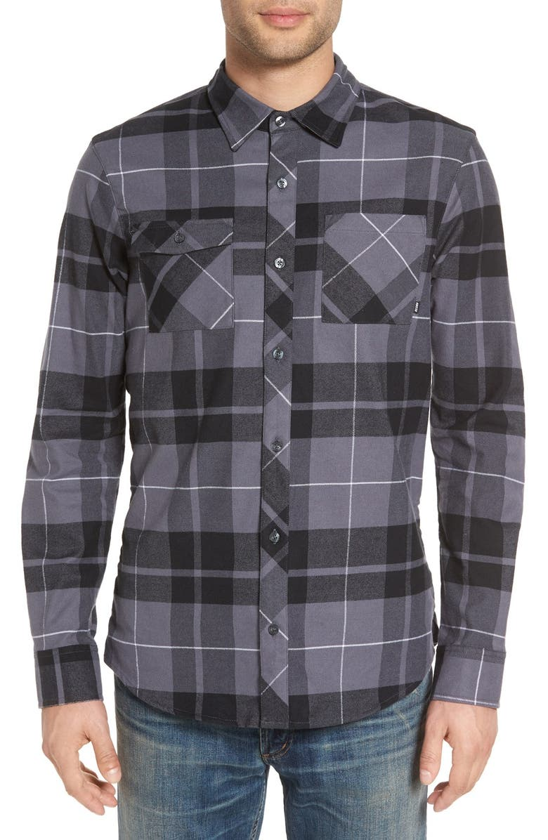so cheap coupon codes arriving Nike SB Holgate Regular Fit Plaid Flannel Shirt | Nordstrom