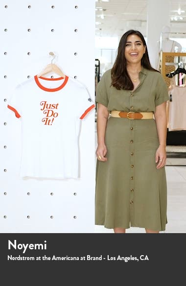 Sportswear Retro Ringer Graphic Tee, sales video thumbnail