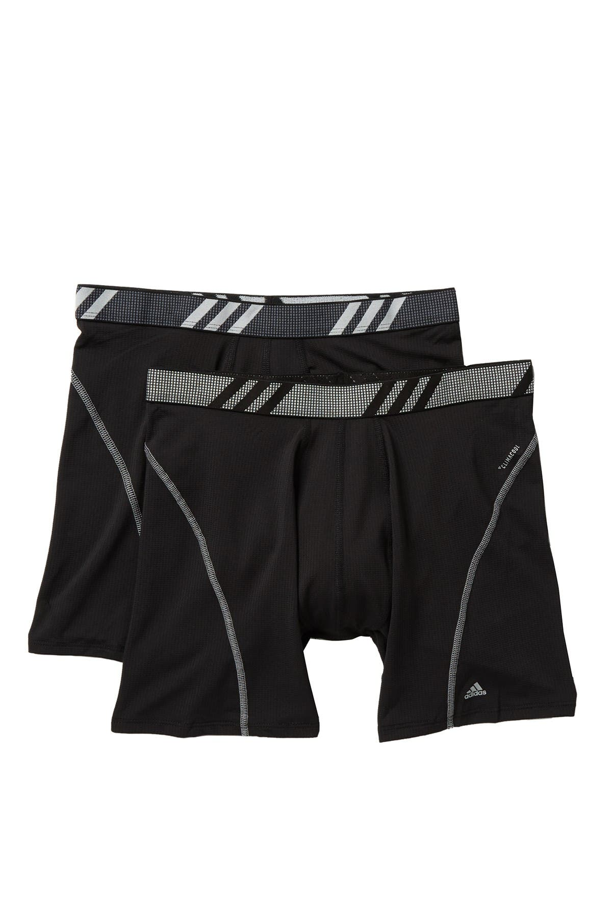 Image of adidas Sport Performance Mesh Boxer Brief - Pack of 2