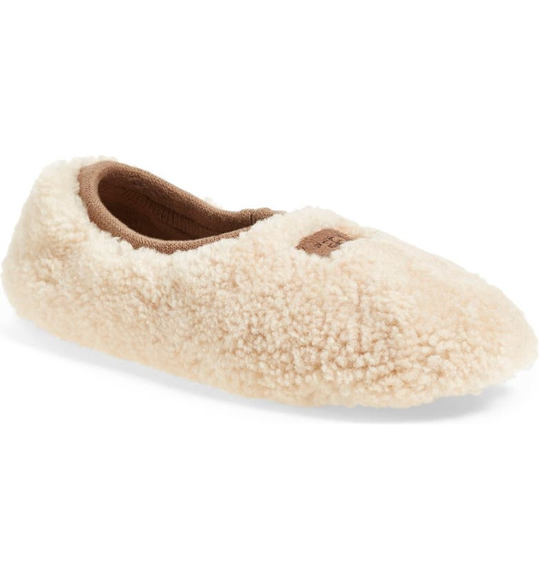 UGG<SUP>®</SUP> Birche Slipper, Main, color, NATURAL