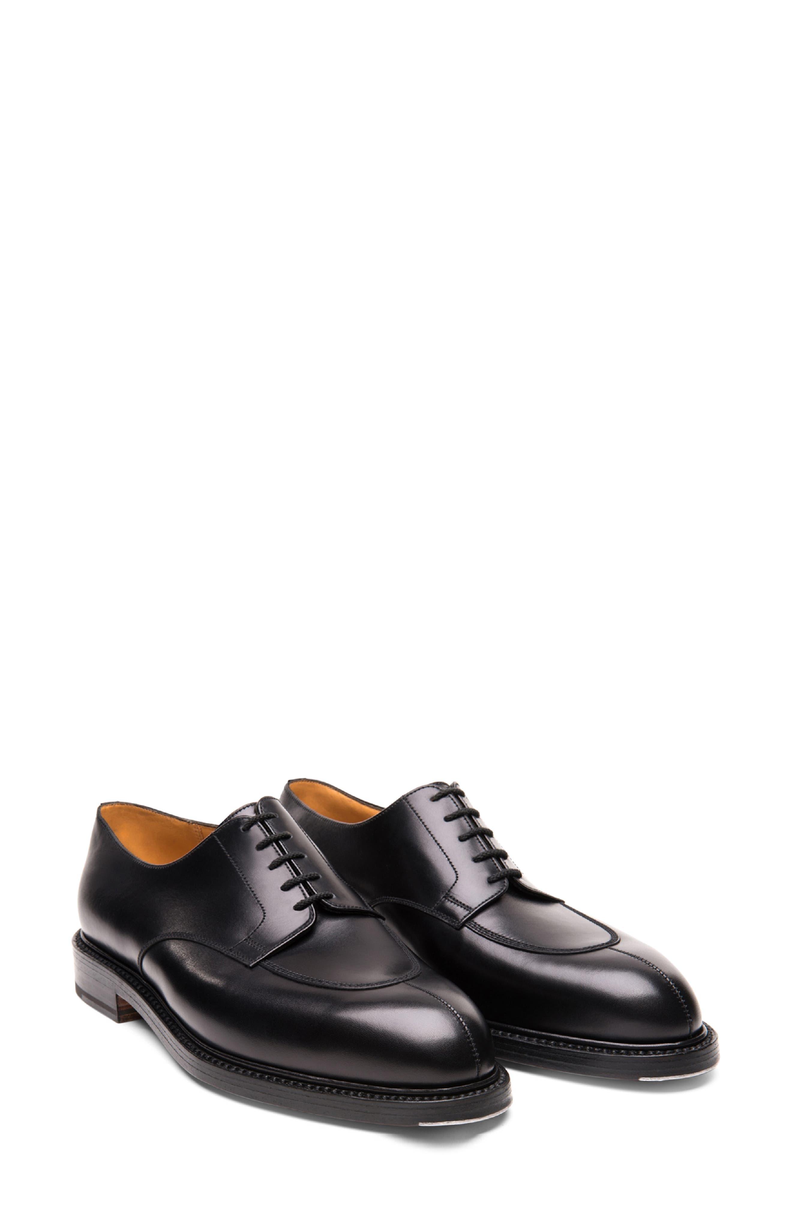 Half Hunt Oxford Shoe