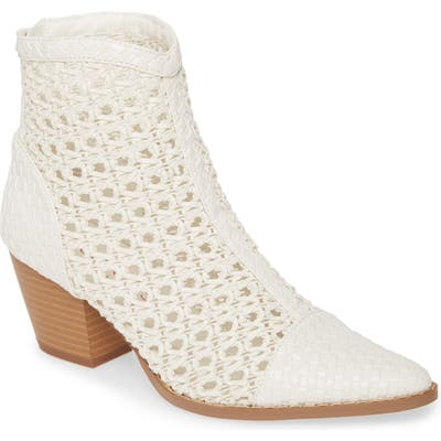 Coconuts By Matisse Caught Up Bootie, White