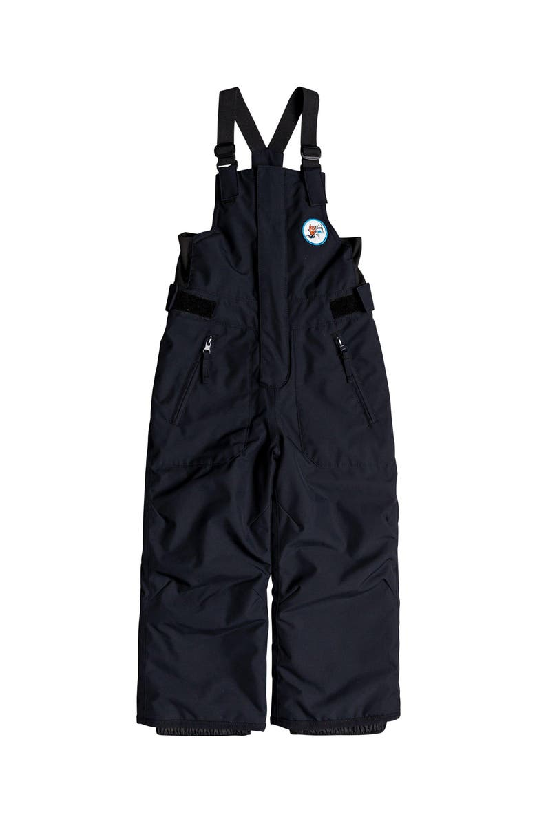QUIKSILVER Boogie Kids Snow Pants, Main, color, BLACK