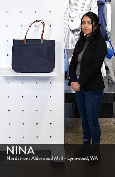 Canvas Transport Tote, sales video thumbnail