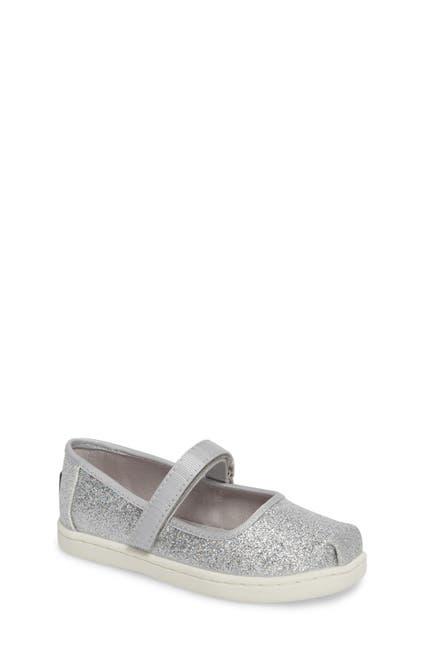 Image of TOMS Mary Jane Glitter Sneaker
