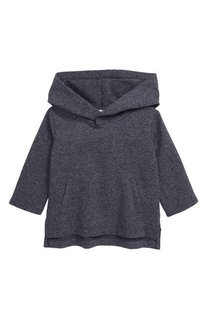 Image of MILES Hooded Knit Sweatshirt