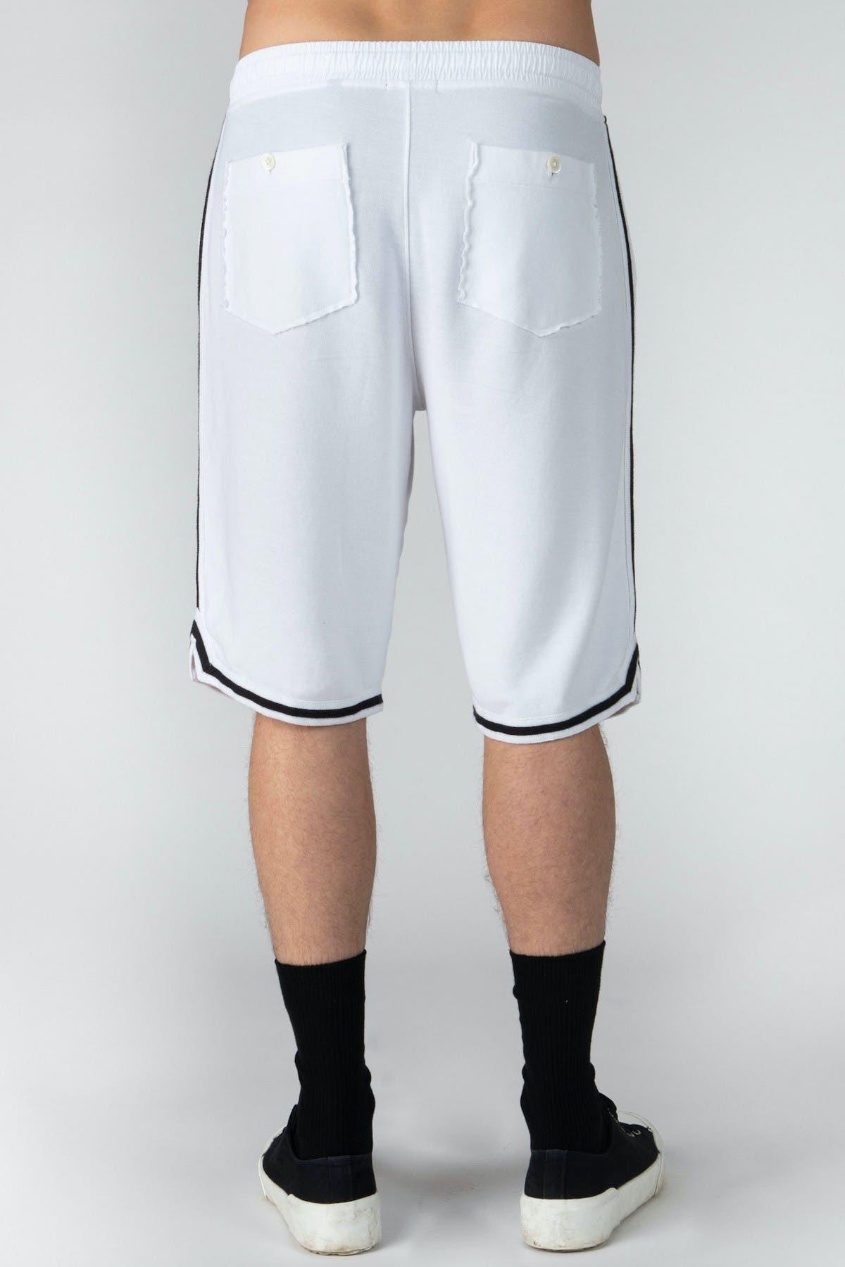 Image of ATM Anthony Thomas Melillo Pique Basketball Shorts