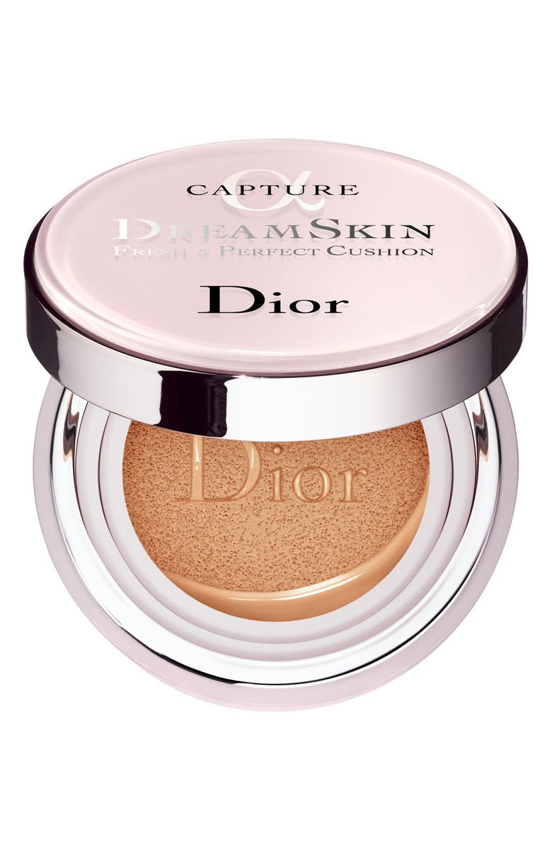 DIOR Dreamskin Fresh & Perfect Cushion Broad Spectrum SPF 50, Main, color, 020
