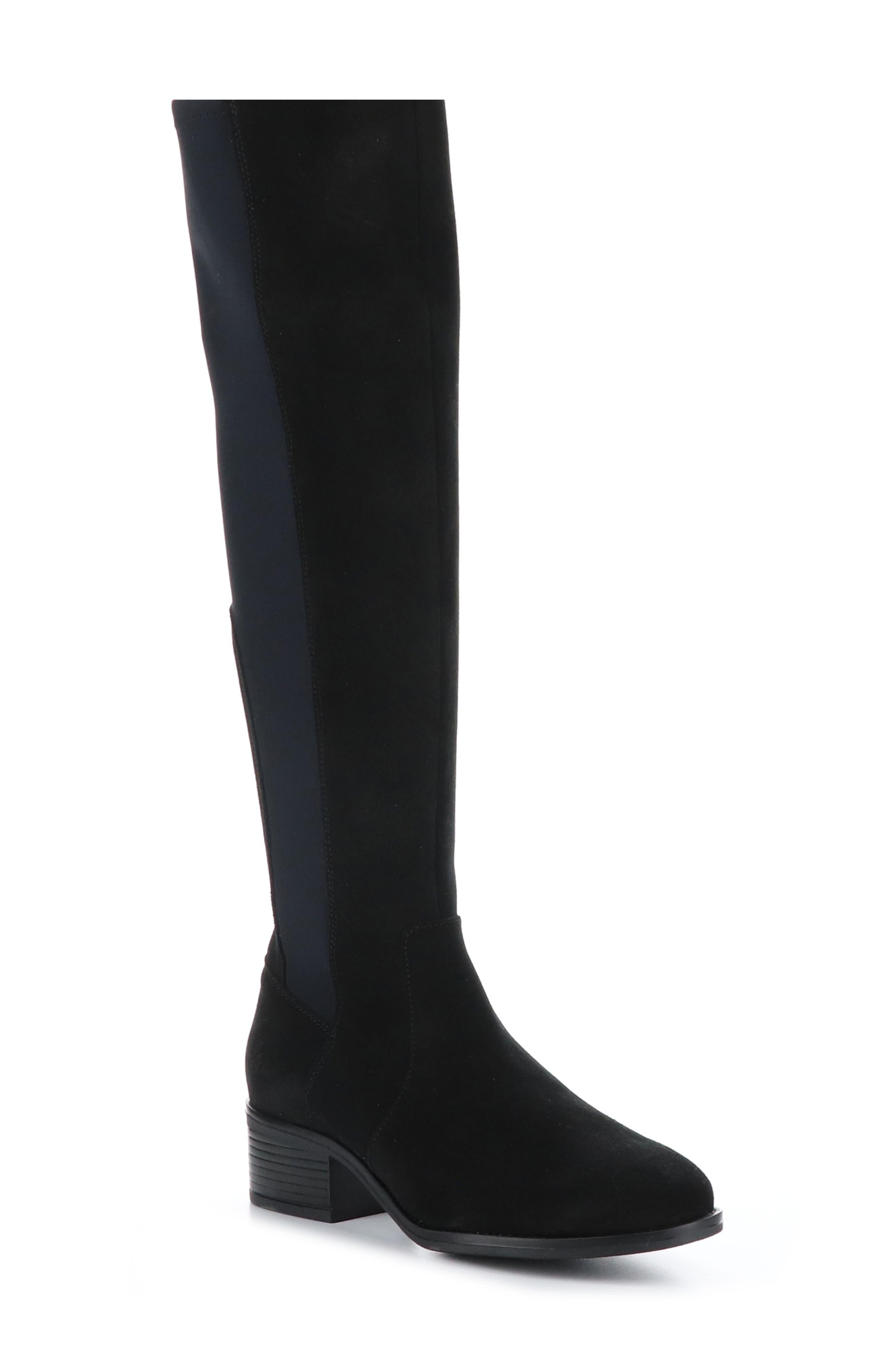 Jemmy Waterproof Over The Knee Boot