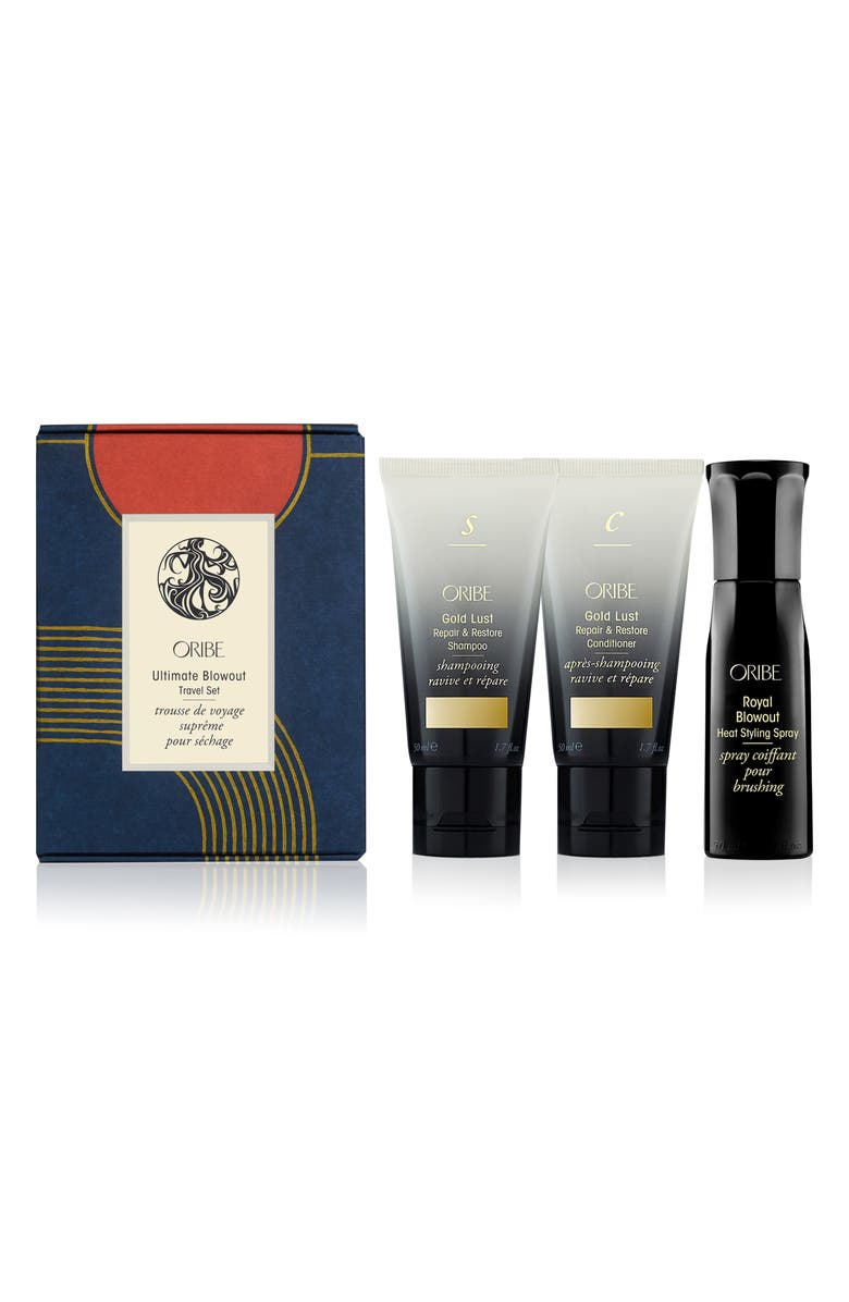 ORIBE Travel Size Ultimate Blowout Set, Main, color, NO COLOR