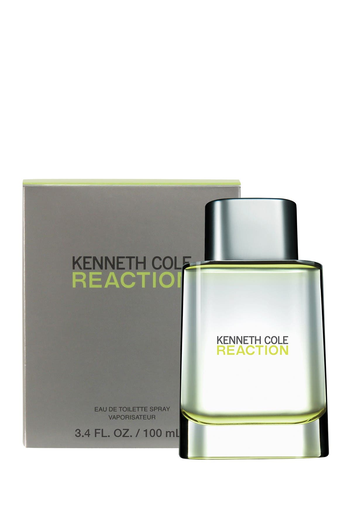 Image of Kenneth Cole Reaction Men's Kenneth Cole Reaction Eau de Toilette Spray - 3.4 fl. oz.