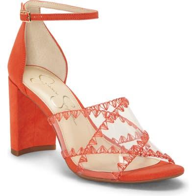 Jessica Simpson Nikaye Sandal, Red