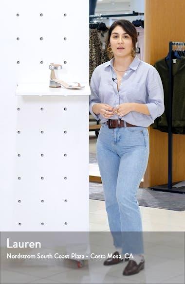 Vallina Ankle Strap Sandal, sales video thumbnail