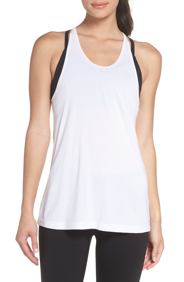 ZELLA Loop Back Tank, Main, color, 100
