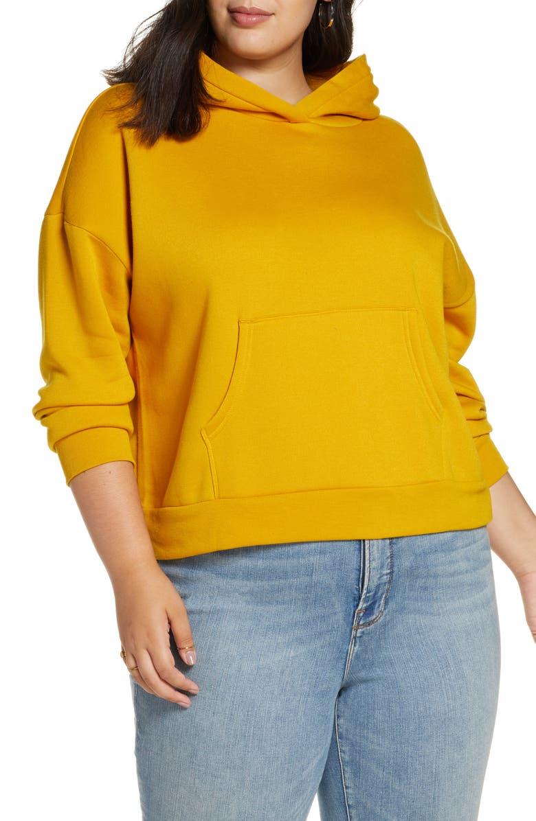 BP. Hoodie Sweatshirt, Main, color, YELLOW TREASURE