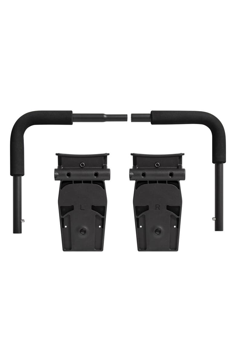 BABY JOGGER City Tour<sup>™</sup> LUX to Britax Car Seat Adapter, Main, color, BLACK