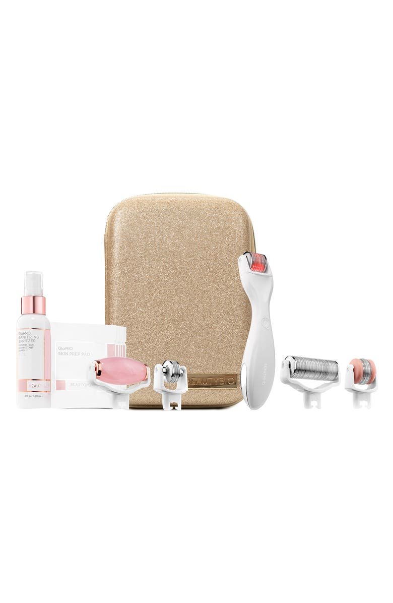 BEAUTYBIO GloPRO<sup>®</sup> Complete GLO Microneedling Regeneration Set, Main, color, 000