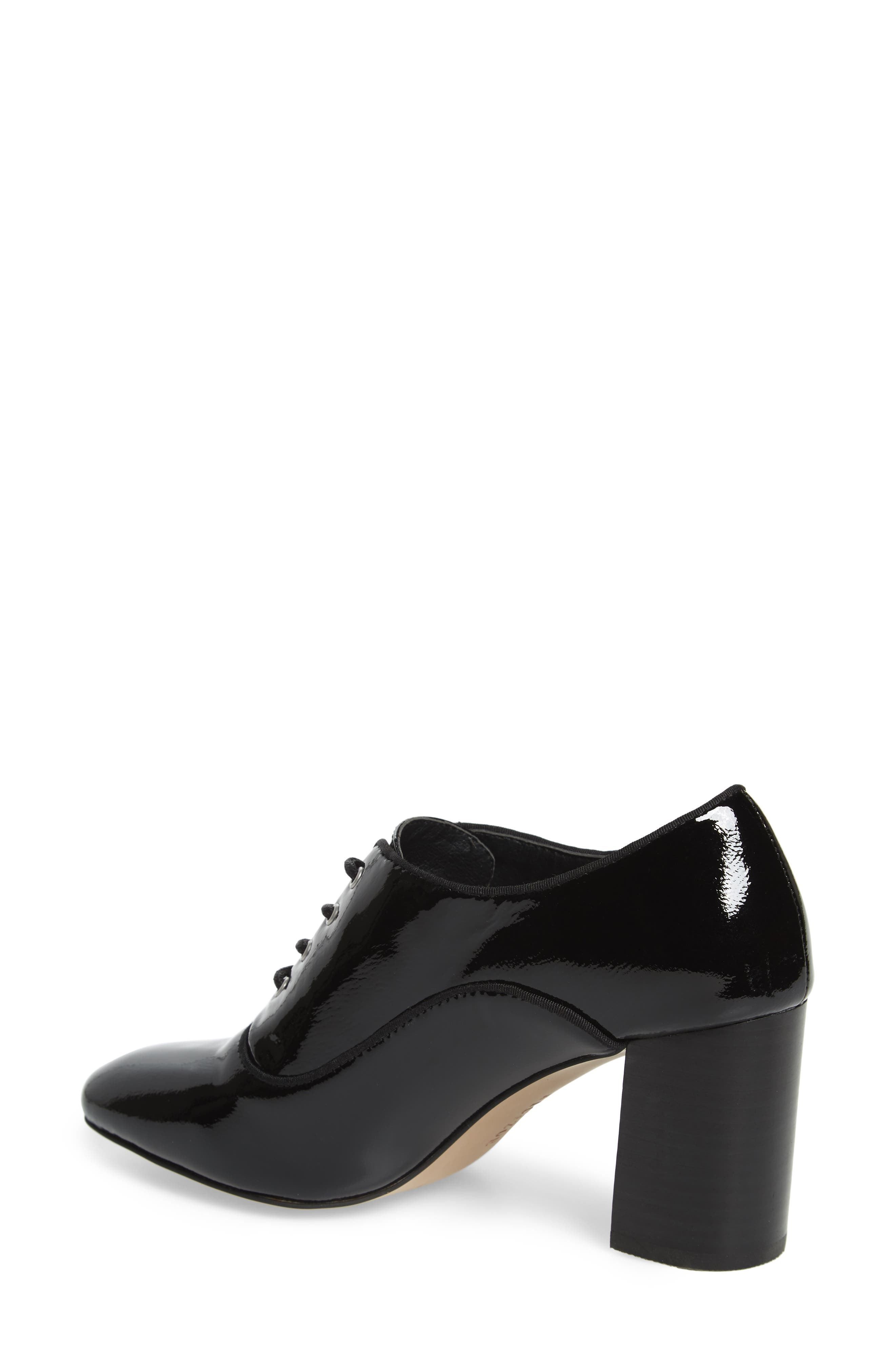 ,                             Envy Oxford Pump,                             Alternate thumbnail 2, color,                             BLACK FAUX PATENT