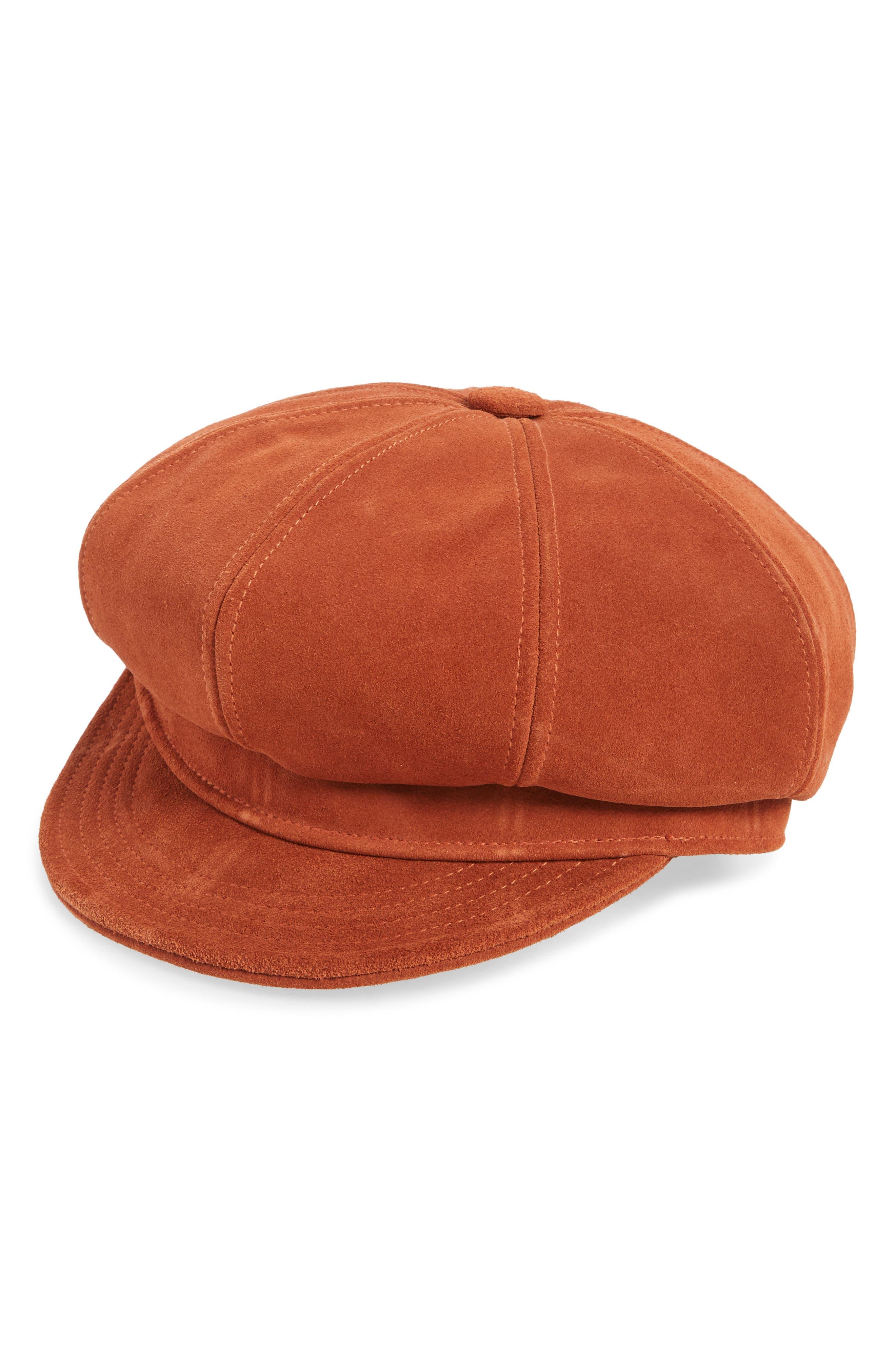 . Auburn Newsboy Cap