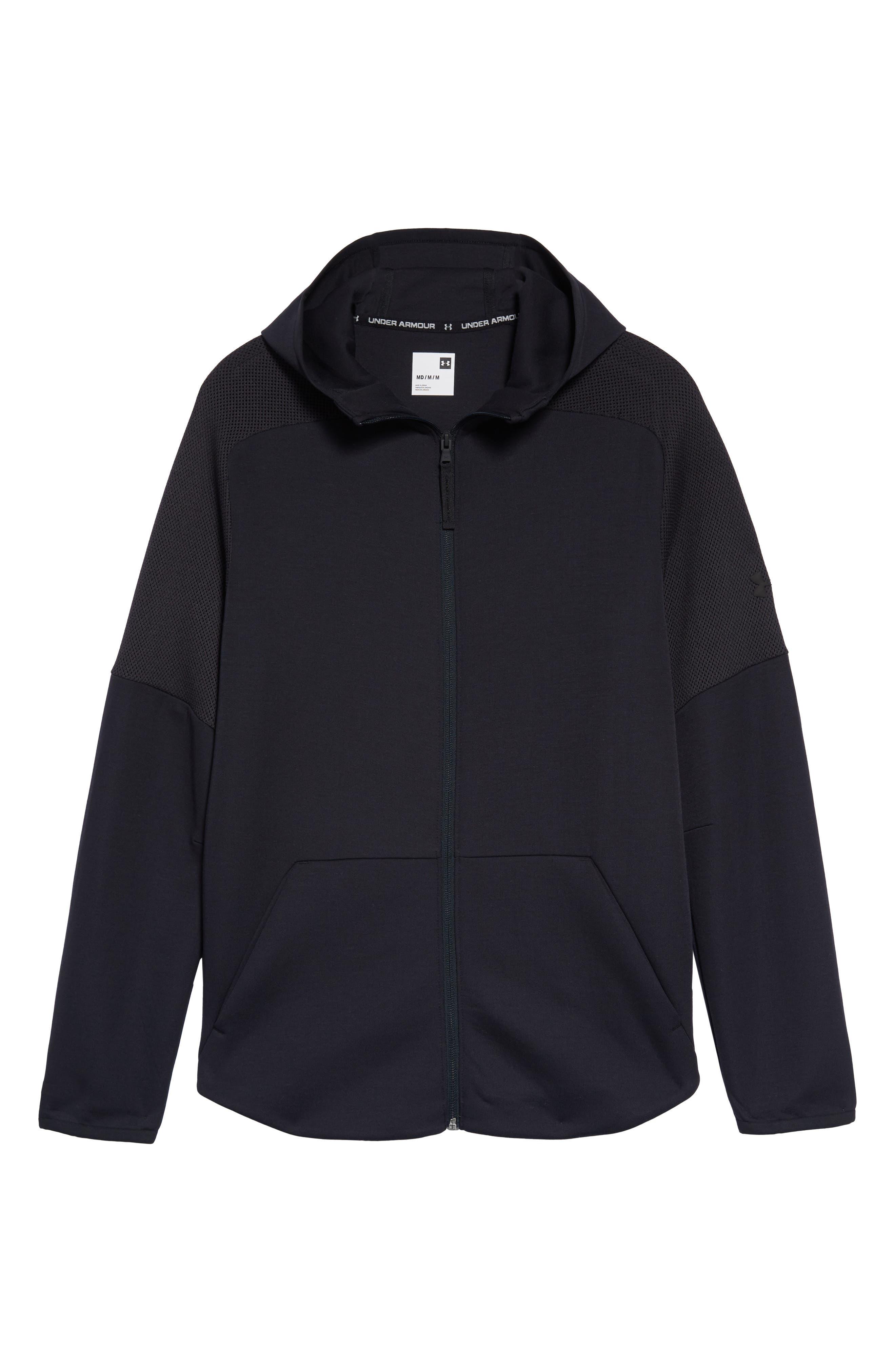 ,                             Unstoppable Move Light Full-Zip Hooded Sweatshirt,                             Alternate thumbnail 11, color,                             003