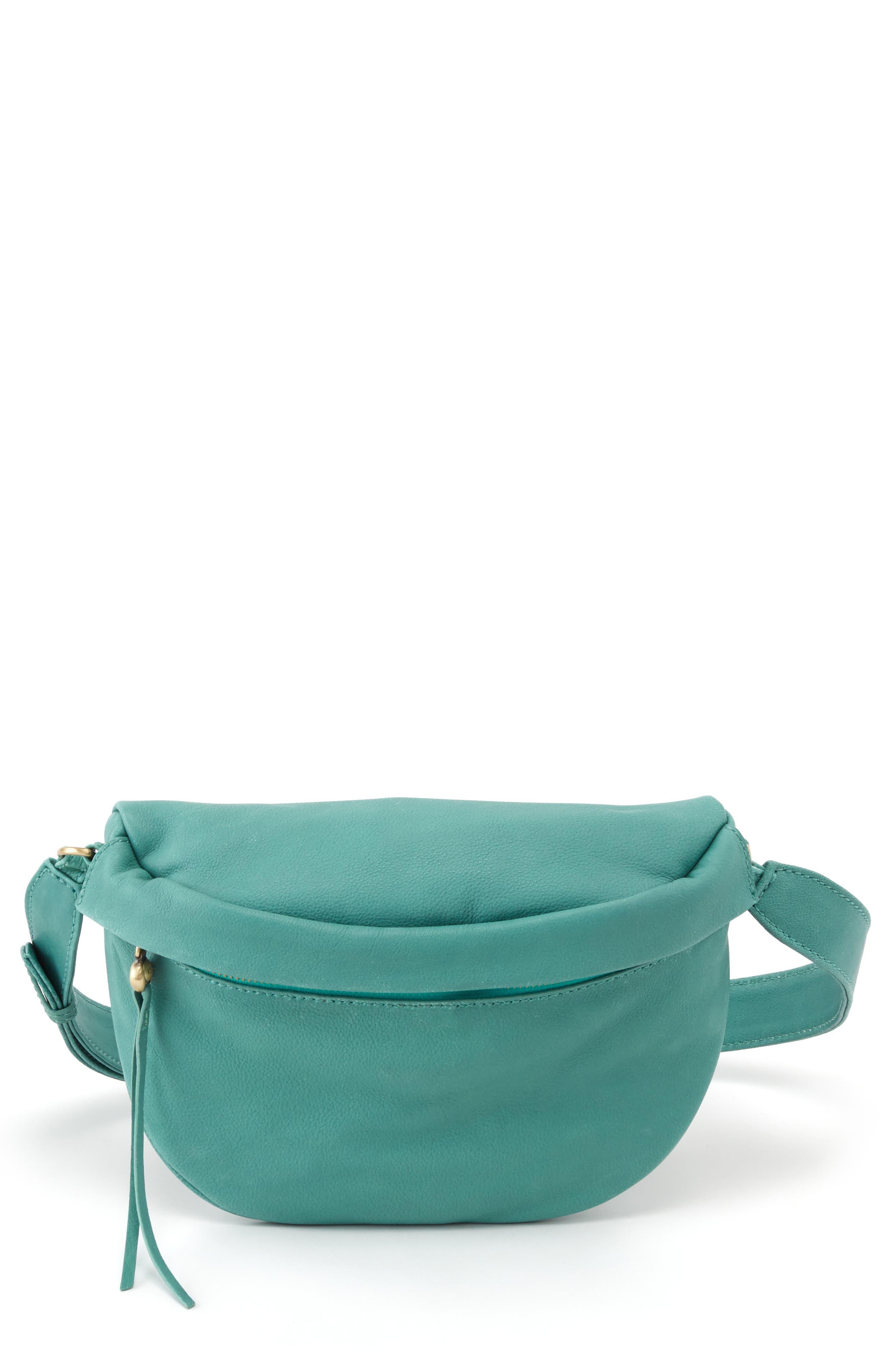 Remedy Leather Belt Bag