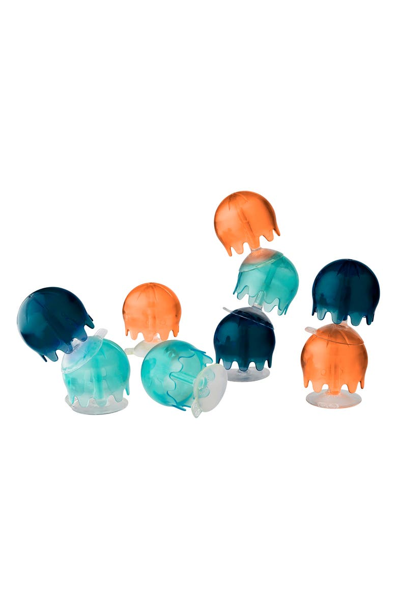 BOON 'Jellies' Suction Cup Bath Toys, Main, color, 400