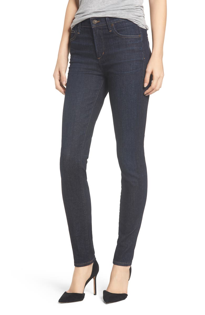 CITIZENS OF HUMANITY Rocket High Waist Skinny Jeans, Main, color, FOXY