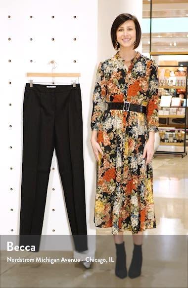 Canneti Linen Trousers, sales video thumbnail