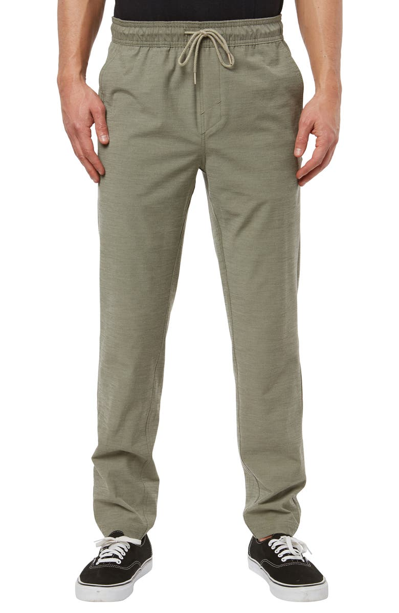 O'NEILL Indolands Hybrid Pants, Main, color, ARMY GREEN