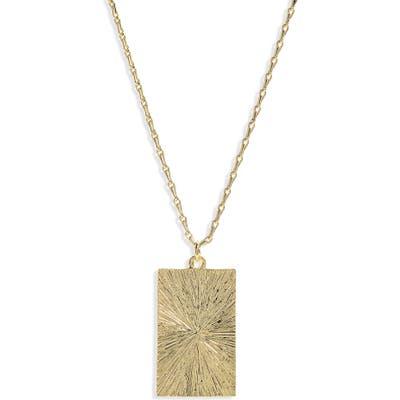 Uncommon James By Kristin Cavallari Queens Pendant Necklace