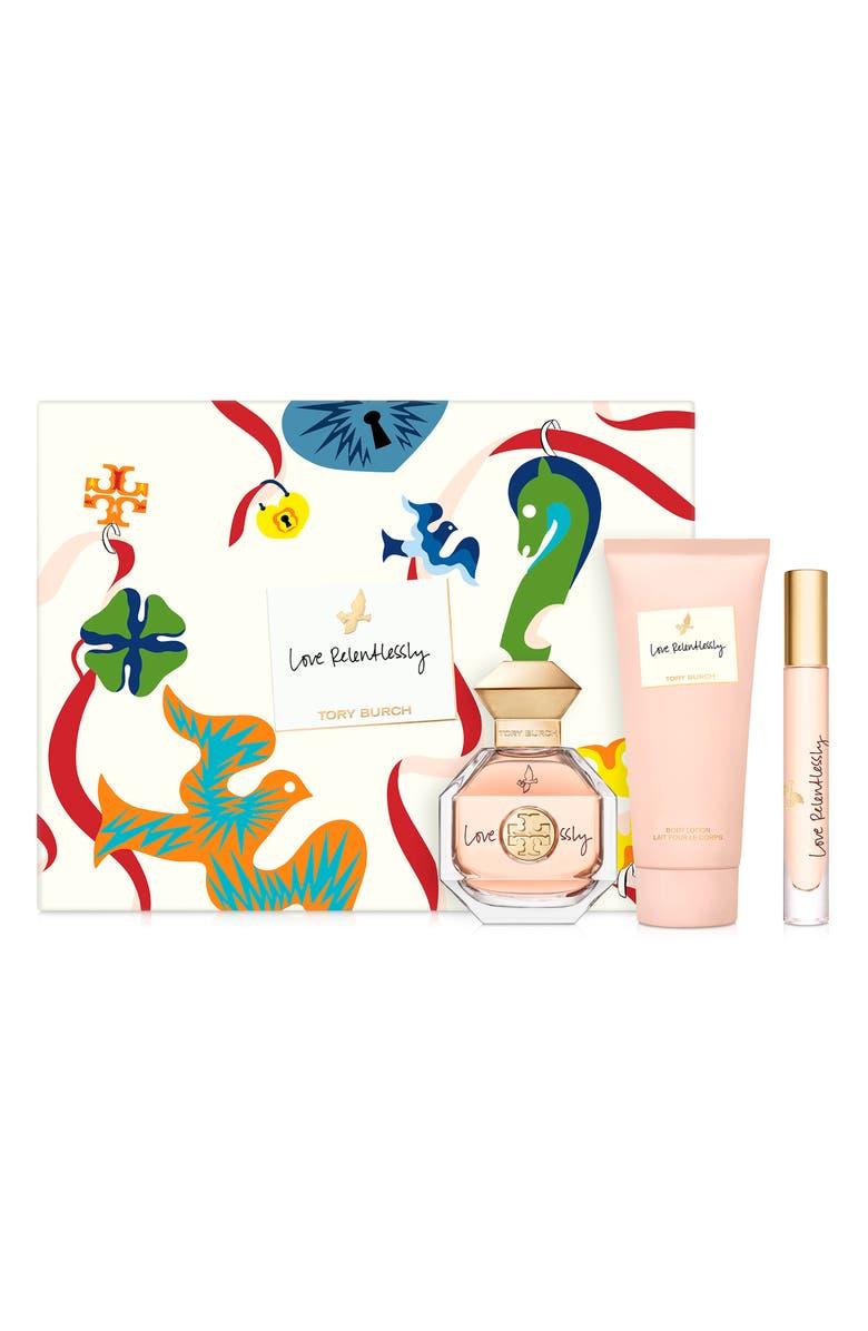 TORY BURCH Love Relentlessly Eau de Parfum Set, Main, color, 000