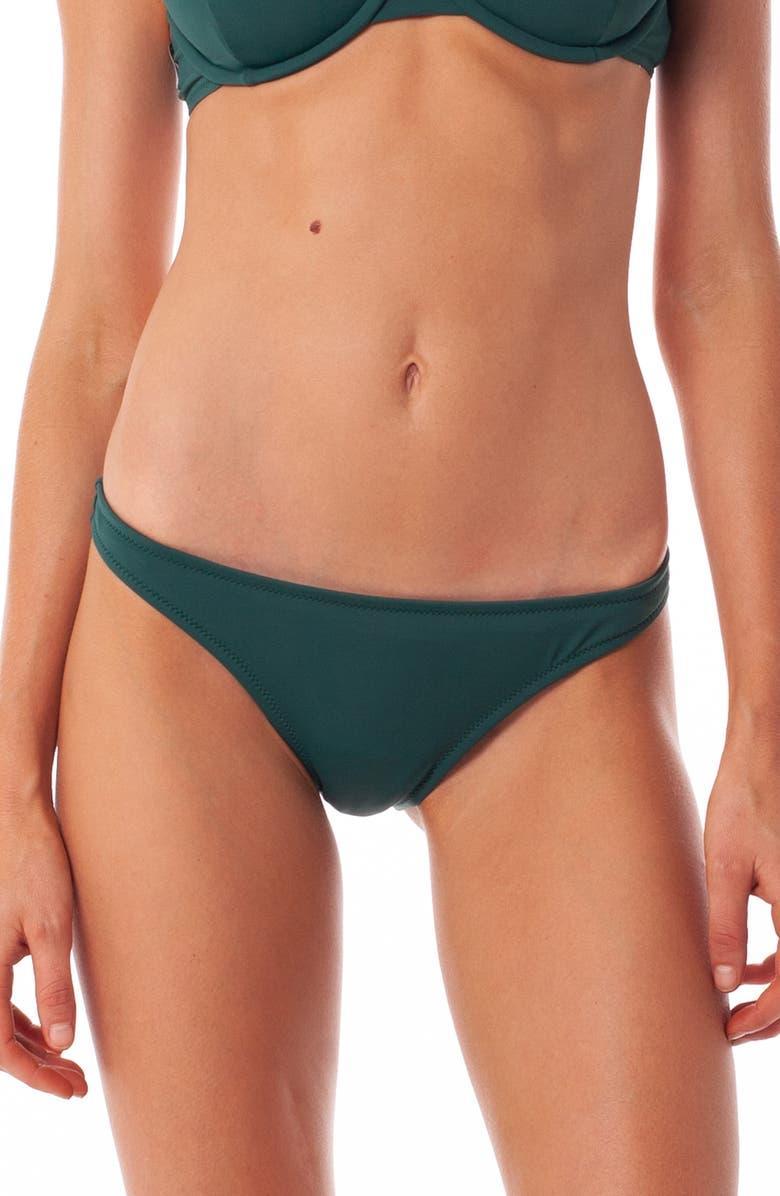 RHYTHM Islander Beach Bikini Bottoms, Main, color, JUNGLE