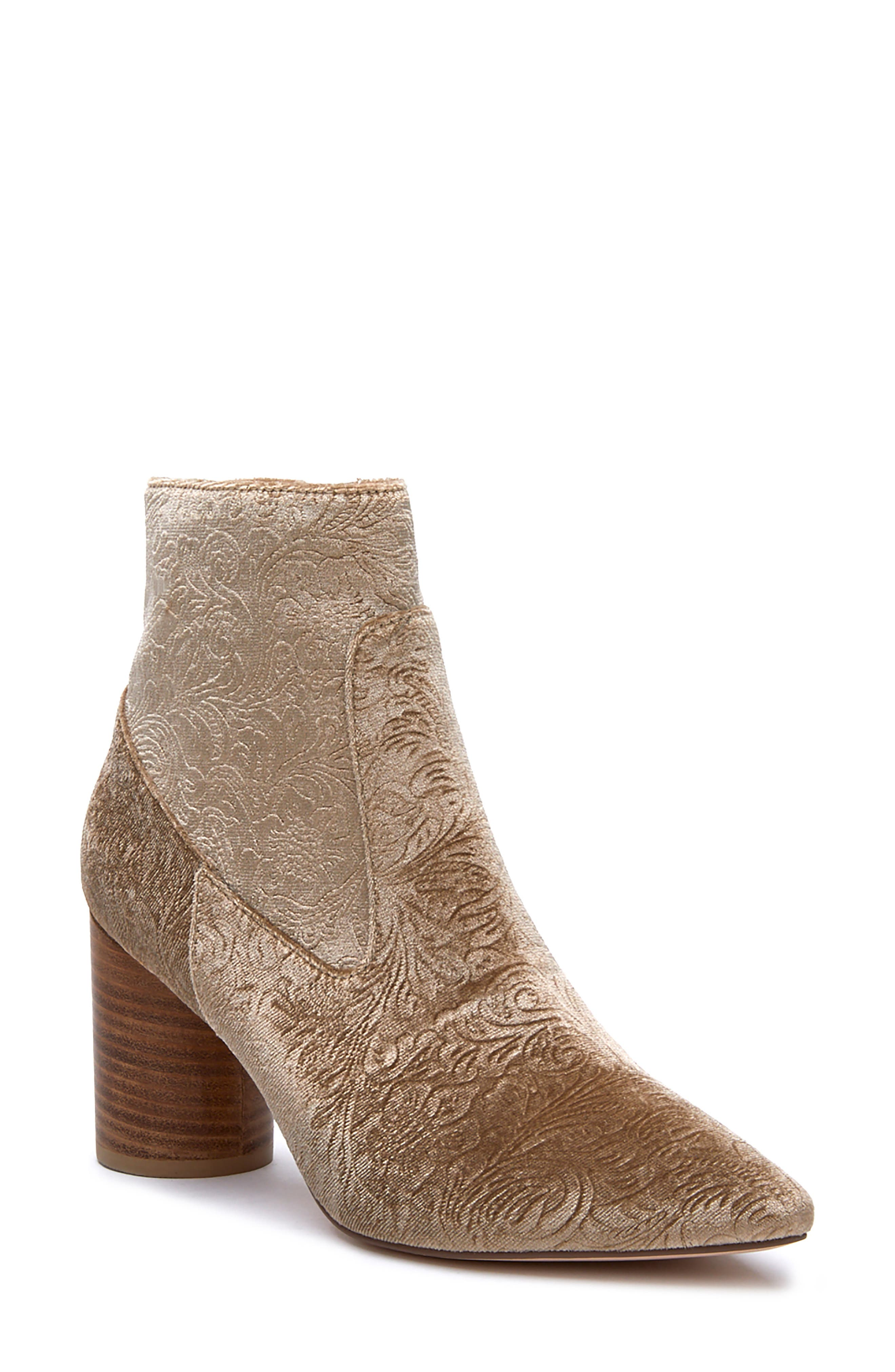 Alana Pointed Toe Bootie
