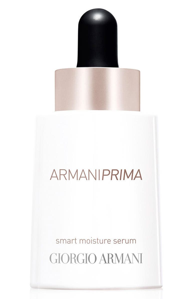 GIORGIO ARMANI 'Prima' Smart Moisture Serum, Main, color, NO COLOR