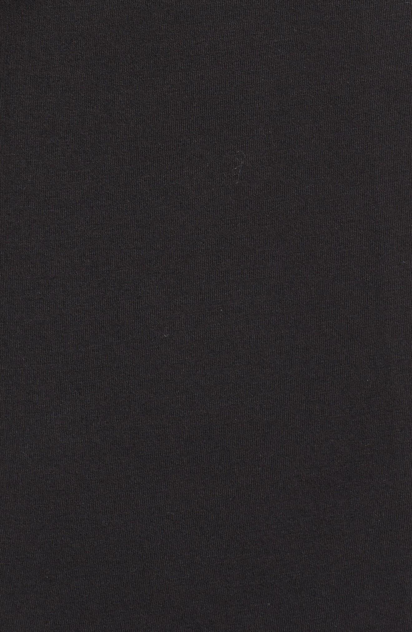 ,                             Moonlight Pajamas,                             Alternate thumbnail 5, color,                             BLACK