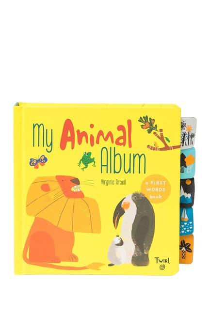 Image of Chronicle Books My Animal Album Book