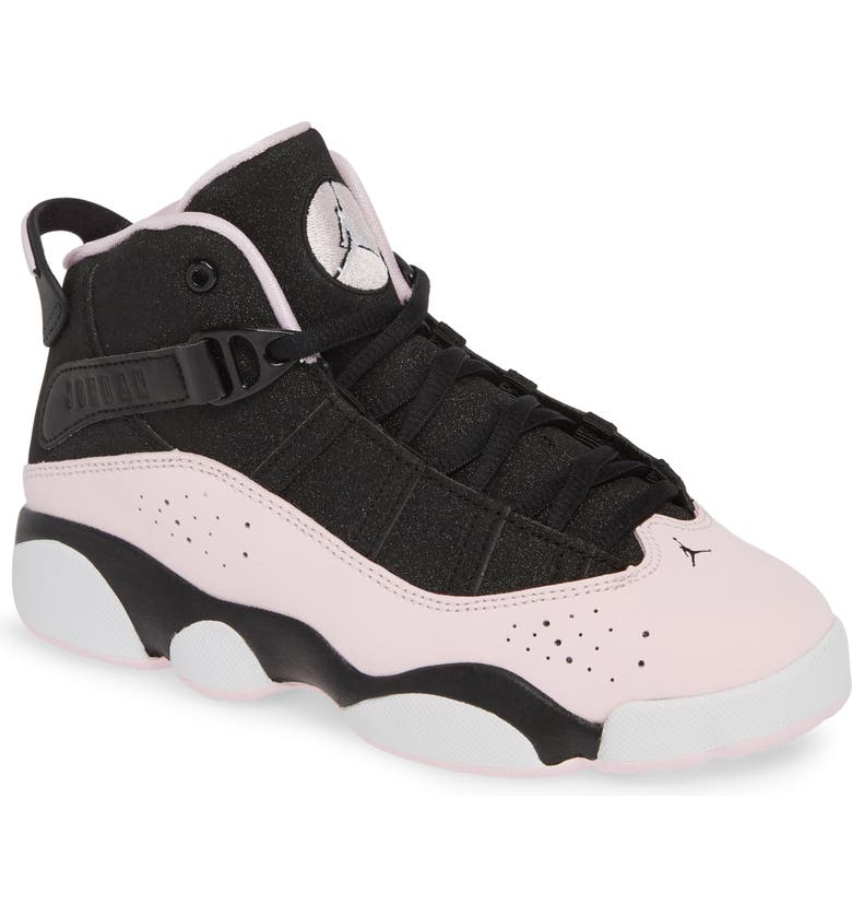 hot sale online 00813 caadb Nike Jordan 6 Rings High Top Sneaker