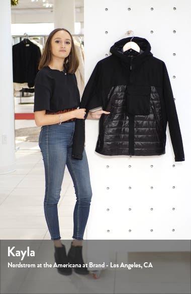 Water-Resistant Hooded Nylon Jacket, sales video thumbnail