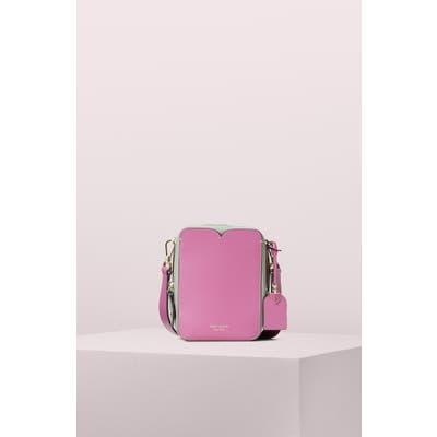 Kate Spade New York Medium Candid Leather Camera Bag - Pink
