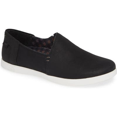 Chaco Ionia Slip-On Sneaker- Black
