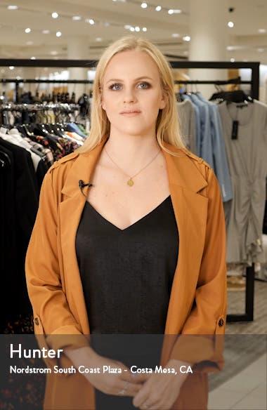 Checkered Denim Miniskirt, sales video thumbnail