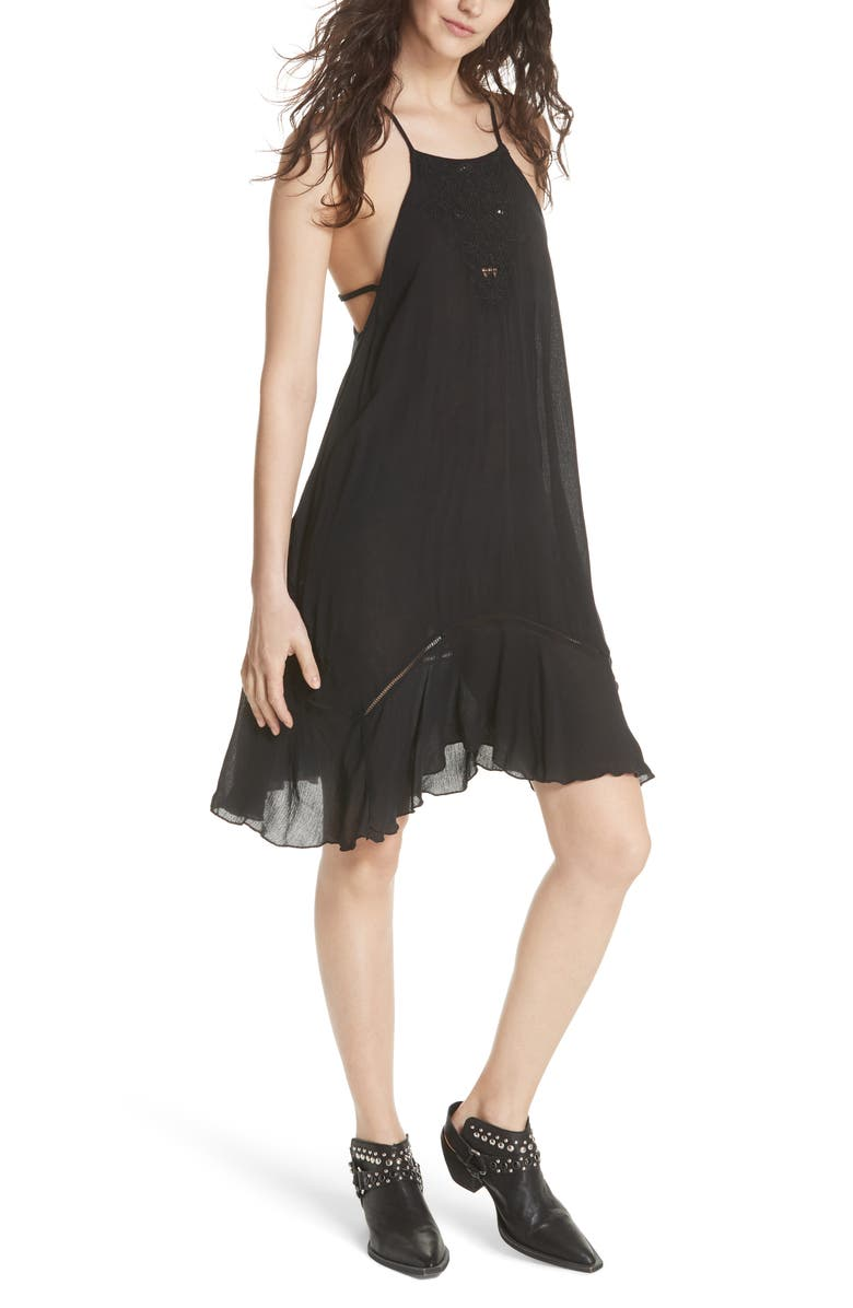62f1dc70a30 Free People Heat Wave Tunic Dress | Nordstrom