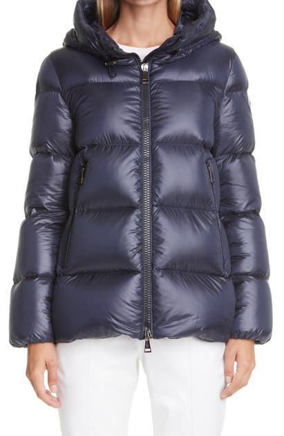 MONCLER SERITE HOODED QUILTED DOWN PUFFER JACKET