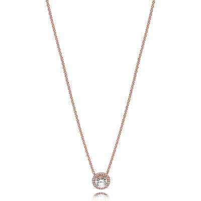 Pandora Classic Elegance Pendant Necklace