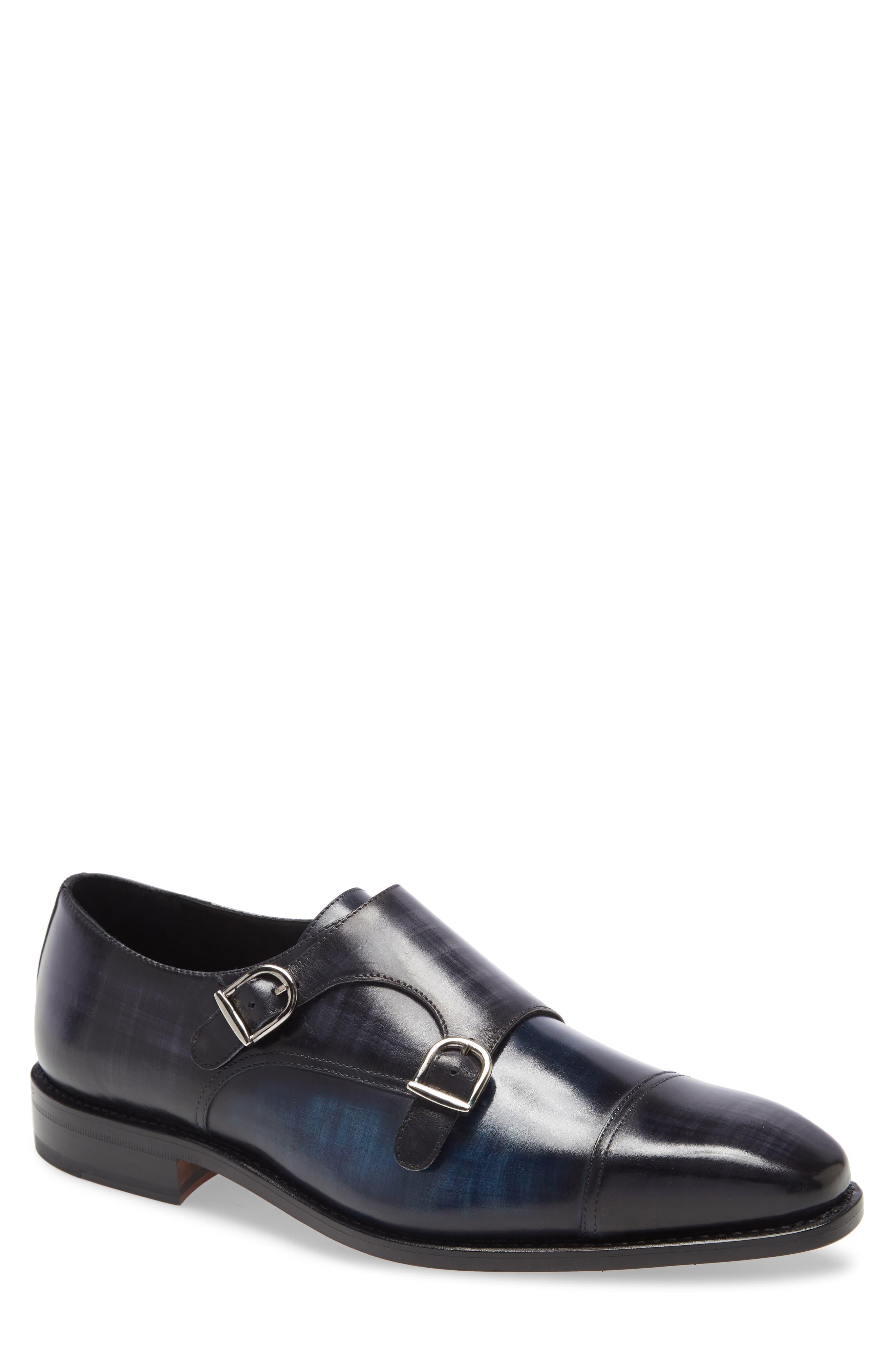 Regal Double Monk Strap Shoe