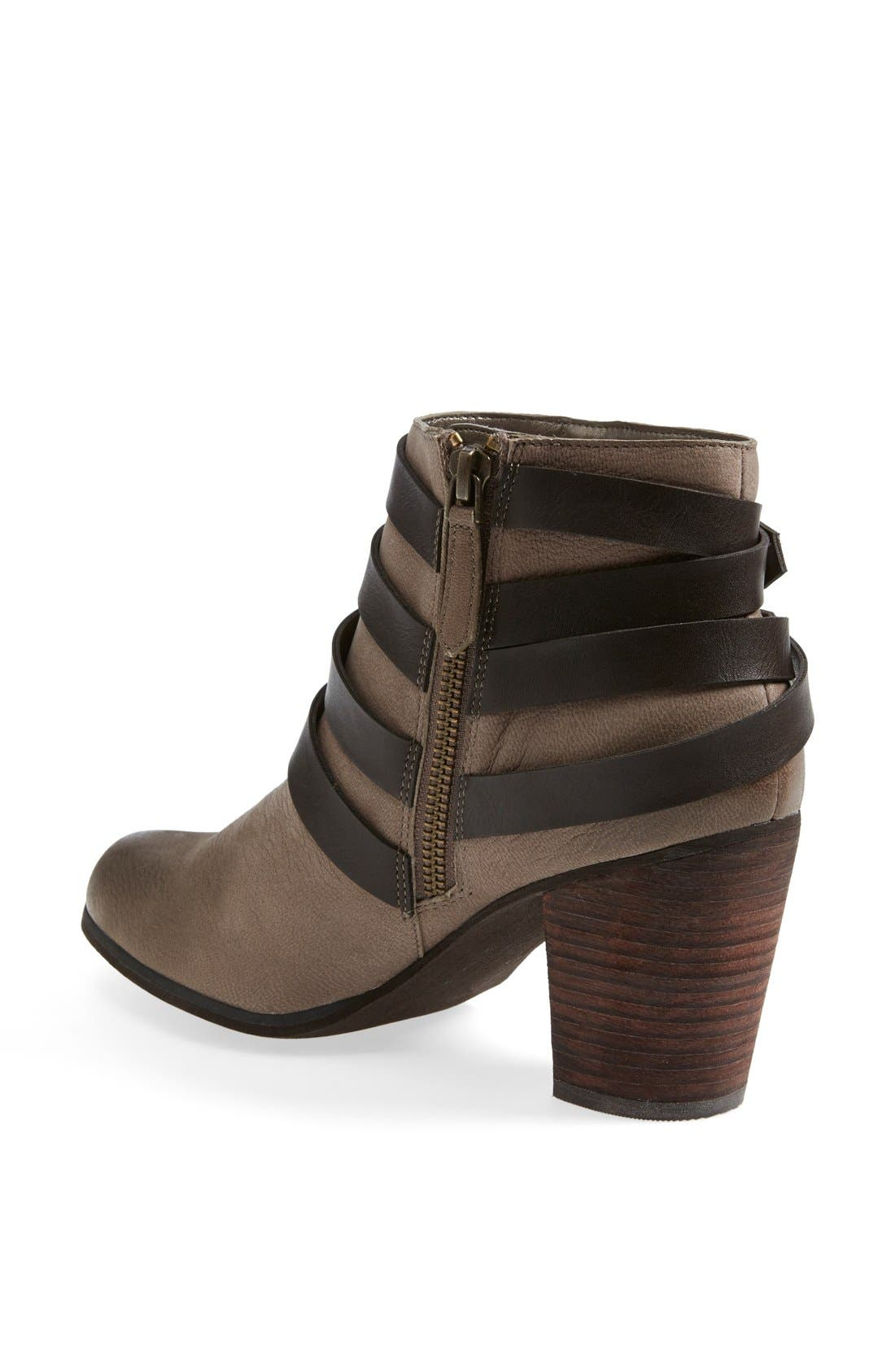 ,                             'Train' Wrap Belted Bootie,                             Alternate thumbnail 23, color,                             235