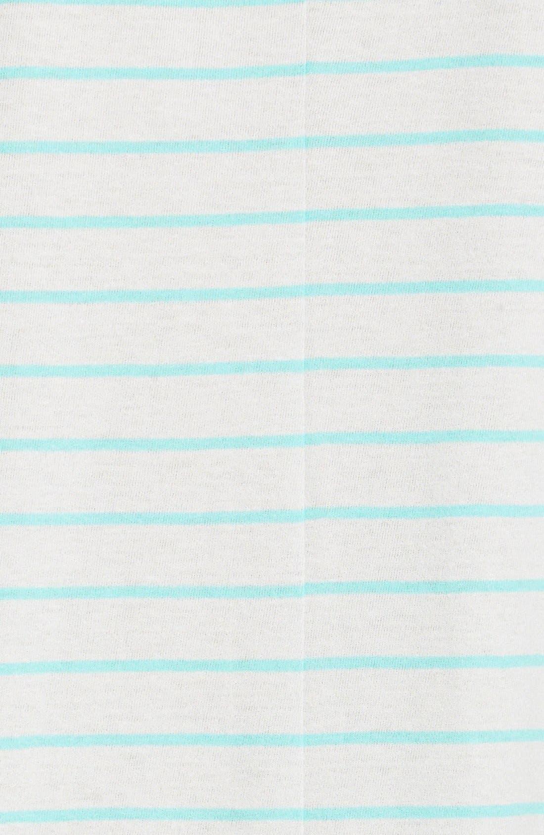 ,                             Stripe High/Low Tee,                             Alternate thumbnail 8, color,                             050