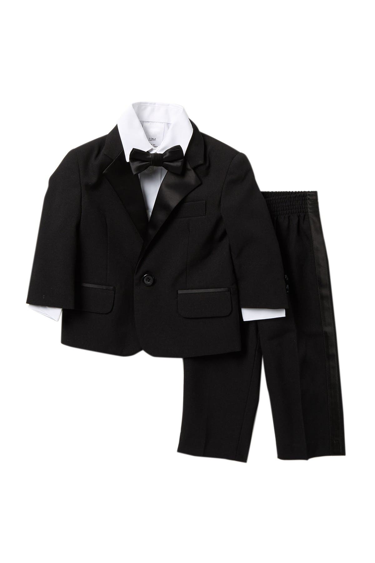 Image of Nautica Tuxedo Suit - 4-Piece Set