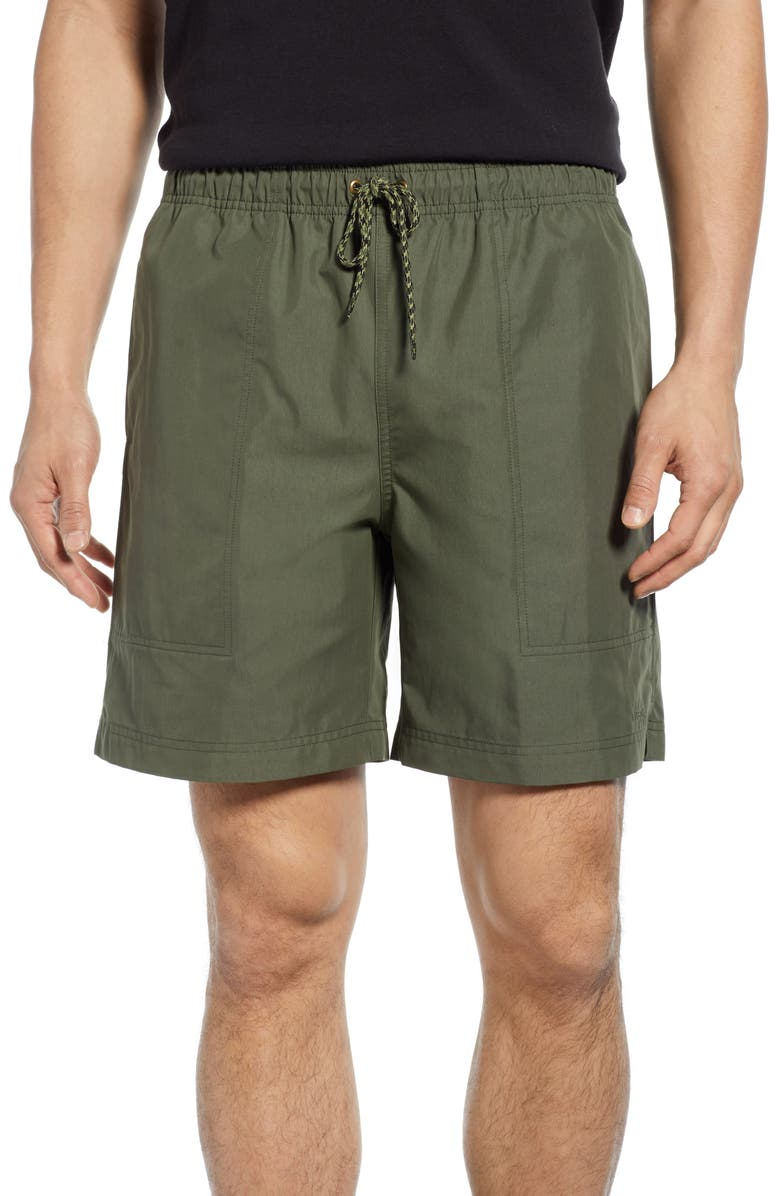 FILSON Green River Hybrid Shorts, Main, color, SERVICE GREEN
