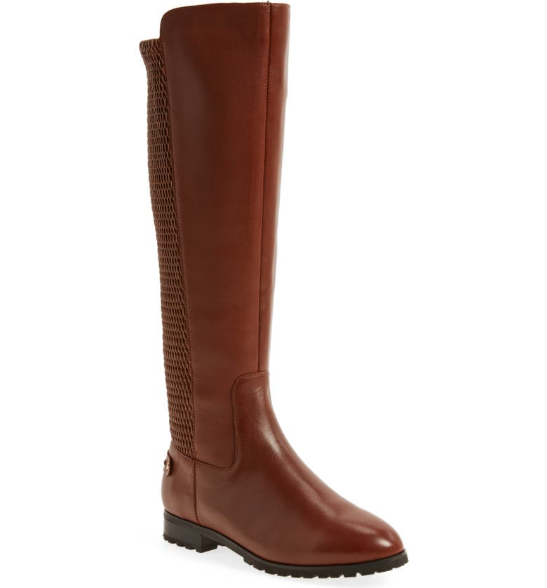 SUDINI Fabiana Tall Boot, Main, color, 201